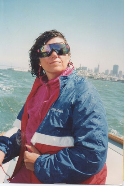 Lynda's Story - Yes, biological sex matters – even in sailing