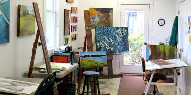 Art studio, art classes, adult classes, children's classes, explore, create, design
