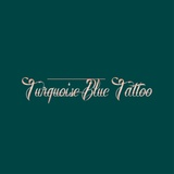 Turquoise Blue Tattoo
