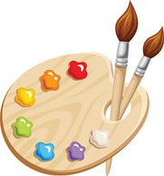 Art Lessons and supplies consists of a series of three lessons for a total cost of $55.