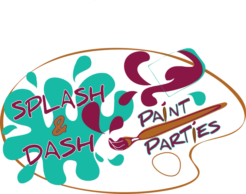 Splash & Dash Paint Parties