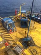 Slickline Unit at Offshore | EMAS Energy
