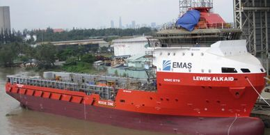 Pumping Vessel - EMAS Energy