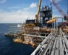 EMAS Energy Plug and Abandonment Unit at Offshore Platform