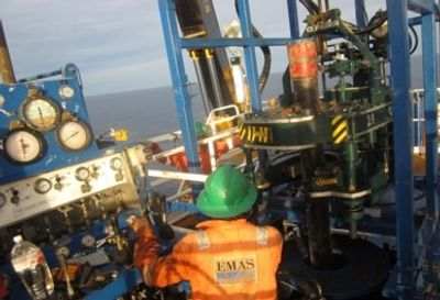 Tubular Running Services (TRS) | EMAS Energy