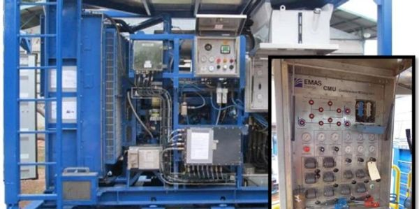 Continuous Mixing Unit (CMU) - Multi Services Department | EMAS Energy