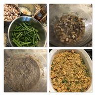 Green bean casserole, keto, low carb, lose weight, lose fat, diet