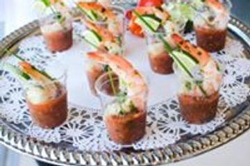 Shrimp Cocktail- a Naples Catering Exclusive Caterer