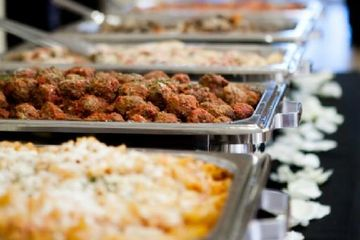 Italian Menu- a Naples Catering Exclusive Caterer
