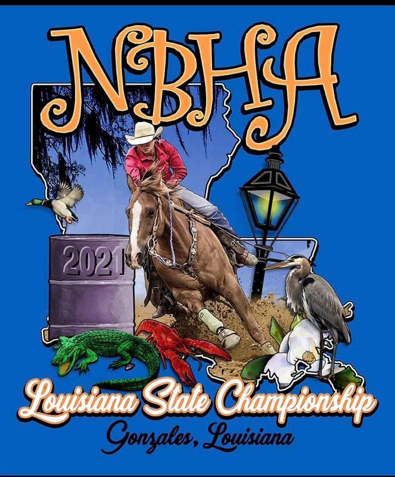 National Barrel Horse Association LA State Championship
