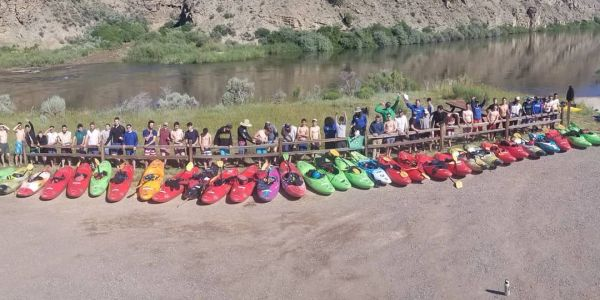 Multiday raft supported, self supported and kayak camping trips on the Colorado River.