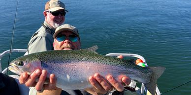 Overton Fisheries Fish Farm & Hatchery Stocks winter rainbow trout in Texas Lakes & Ponds