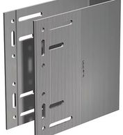 U-kon brackets are designed to simplify and accelerate the process of installing cladding systems.