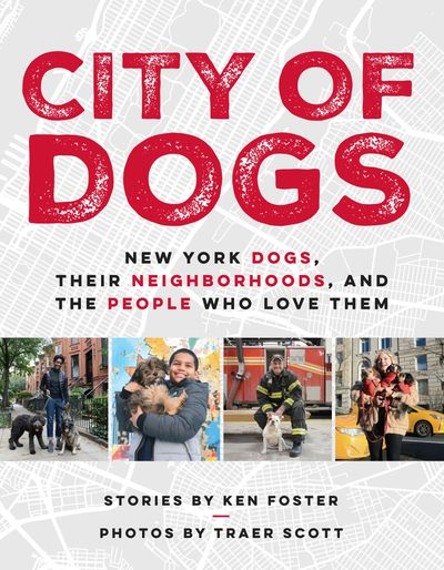 EVENTS | Ken Foster, bestselling author of The Dogs Who Found Me