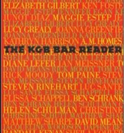 KGB Bar Reader book cover