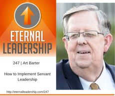 Eternal leadership logo