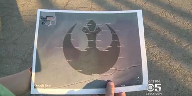 Rebel Alliance plan