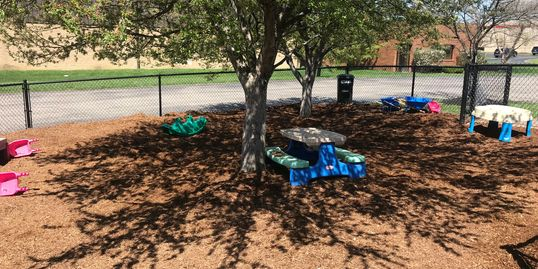 Cincinnati Playground Mulch