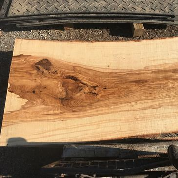 Cincinnati Wood Slabs