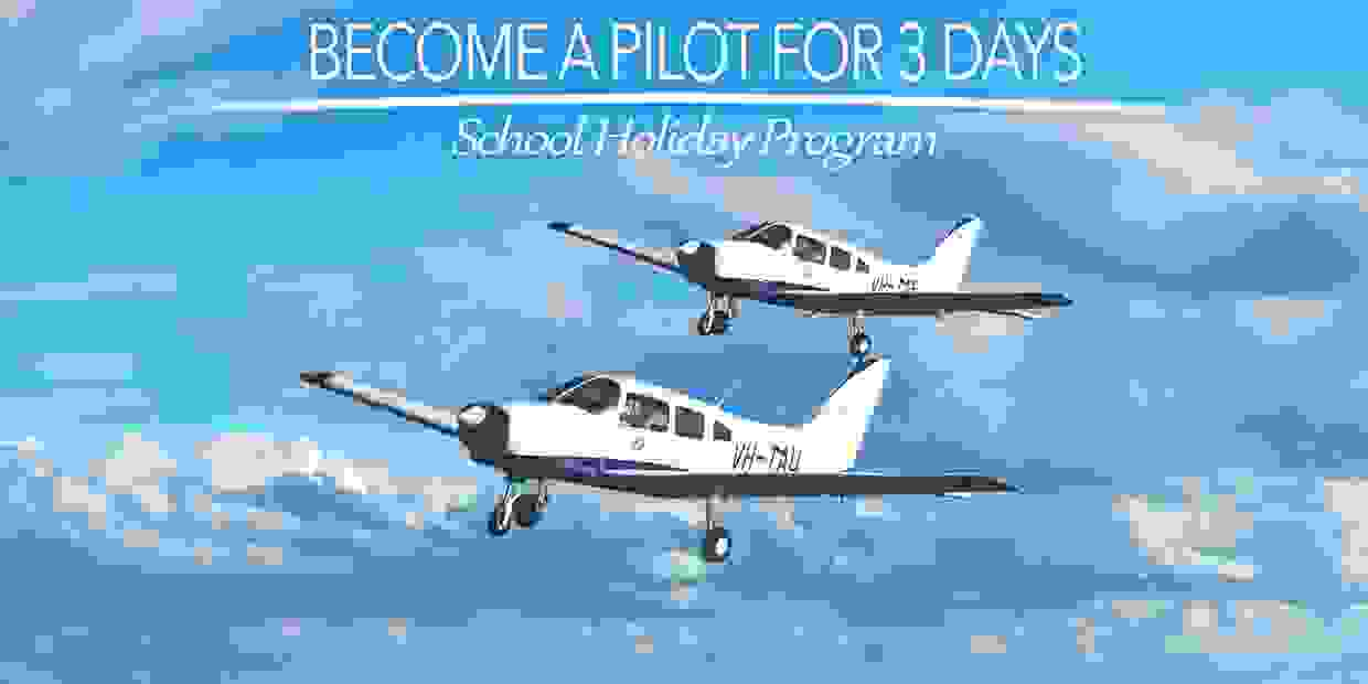 Become a pilot for 3 days