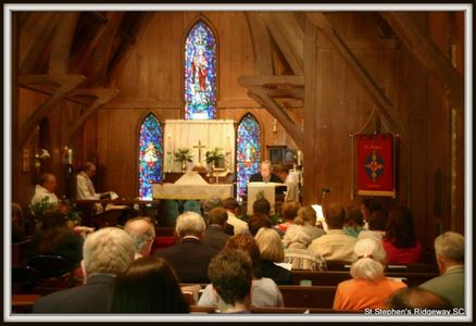Worship Services Sunday 10:30 a.m.-Holy Eucharist  for special services refer to our Facebook Page