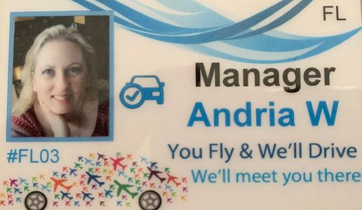 Drive-away service. You fly & we'll drive your car to you! Andria Wolmarans. You Fly & We'll Drive.