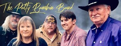 The Patty Rambin Band is comprised of 5 talented, longstanding Northern Louisiana musicians performi