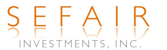 Sefair Investments, Inc