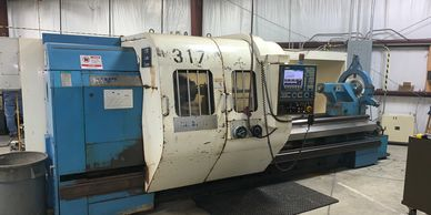 CNC KINGSTON 2000 MODEL