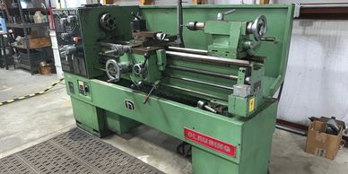 Manual Lathe Clausing Nardini- MS 1400E
