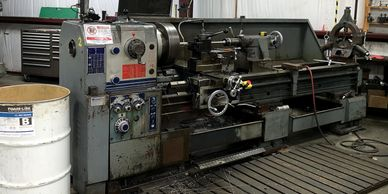 MANUAL LATHE KINGSTON