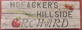 Hofacker's Hillside Orchard, LLC