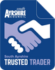 south ayrshire council trusted trader logo