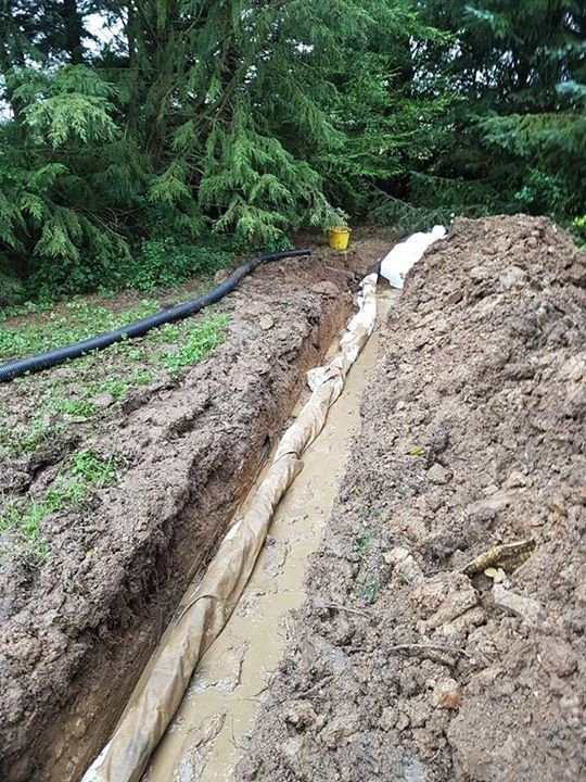 septic tank outlet renewal