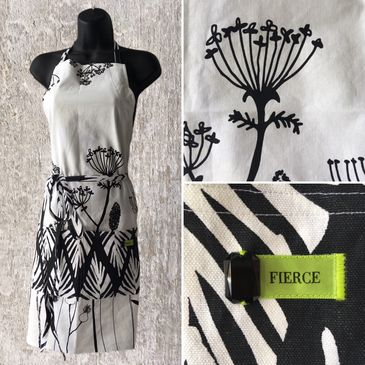 Meadow Treasures Fierce Adjustable Apron