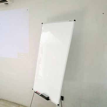 Whiteboard Easel Rentals at Gill Tech Services Ltd in Trinidad