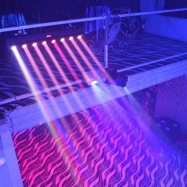 Rental of Lighting Equipment in Trinidad - Gill Tech
