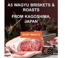 A5 Wagyu Briskets & Roasts @ We went to Kagoshima, JAPAN!