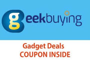 Geekbuying  is an online e-commerce company specialized in multi-category products, including