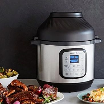 Instant Pot Duo Crisp™ + Air Fryer Combo $224.99 Sale $179.99
