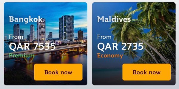 Our latest flight deals to our most popular destinations