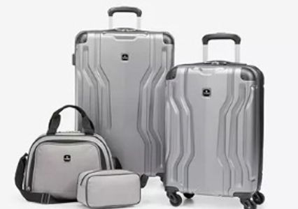 Legacy 4-Pc. Luggage Set, Created for Macy's Limited-Time Special $300.00 Sale $89.99