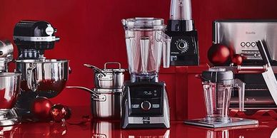 KITCHENWARES & APPLIANCES