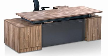 Office furniture manufacturer-office table particle board design