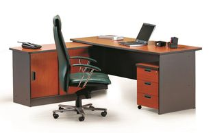 Office furniture manufacturer-office table design with full board material