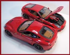 2015 Ferrari 12 Berlinetta pair! Custom built with leather interior! ​only two in existence!