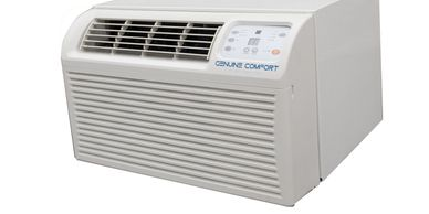 "Our 26"" ""Mini-PTAC"" is available in 9,000 or 12,000 BTU."