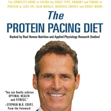 Purchase Dr. Paul's New Book Today! The Protein Pacing Diet