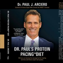 Dr. Paul's new book, Dr. Paul's Protein Pacing Diet is due out in December of this year!