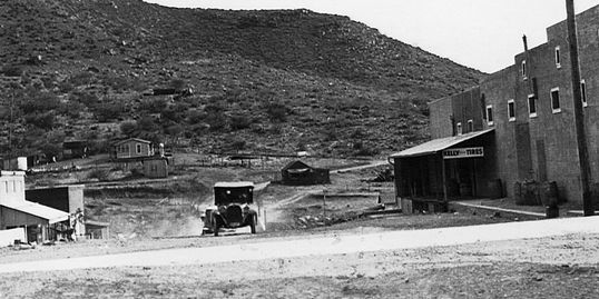 Superior Arizona - Early 1900's